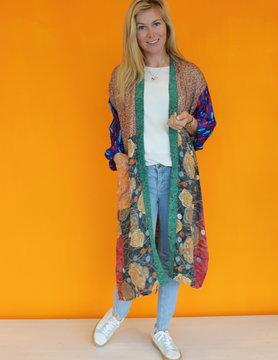 SISSEL EDELBO MORNING GLORY KIMONO FROM SISSEL EDELBO NO.1