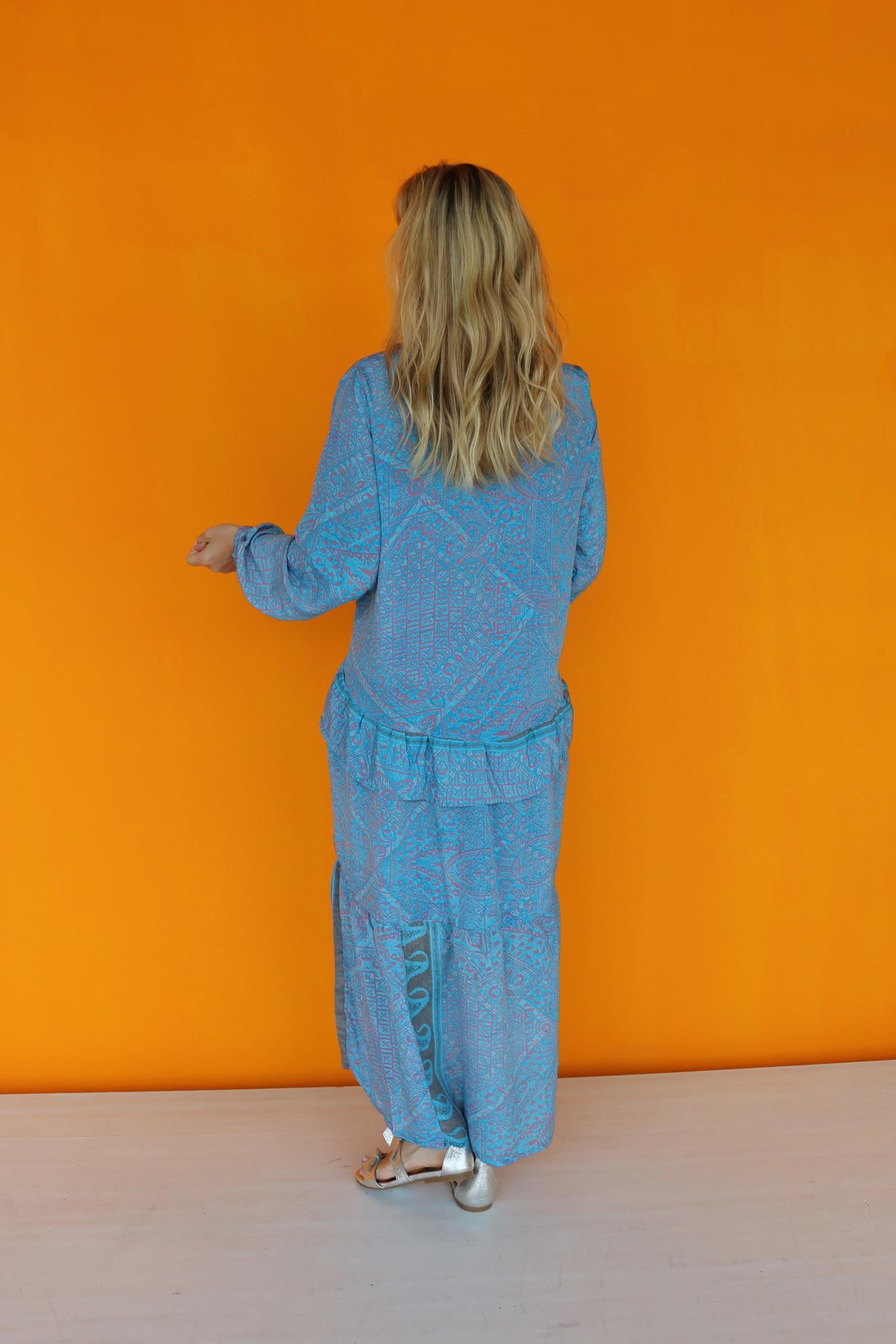 SISSEL EDELBO WHISPER DRESS VAN SISSEL EDELBO NO.6