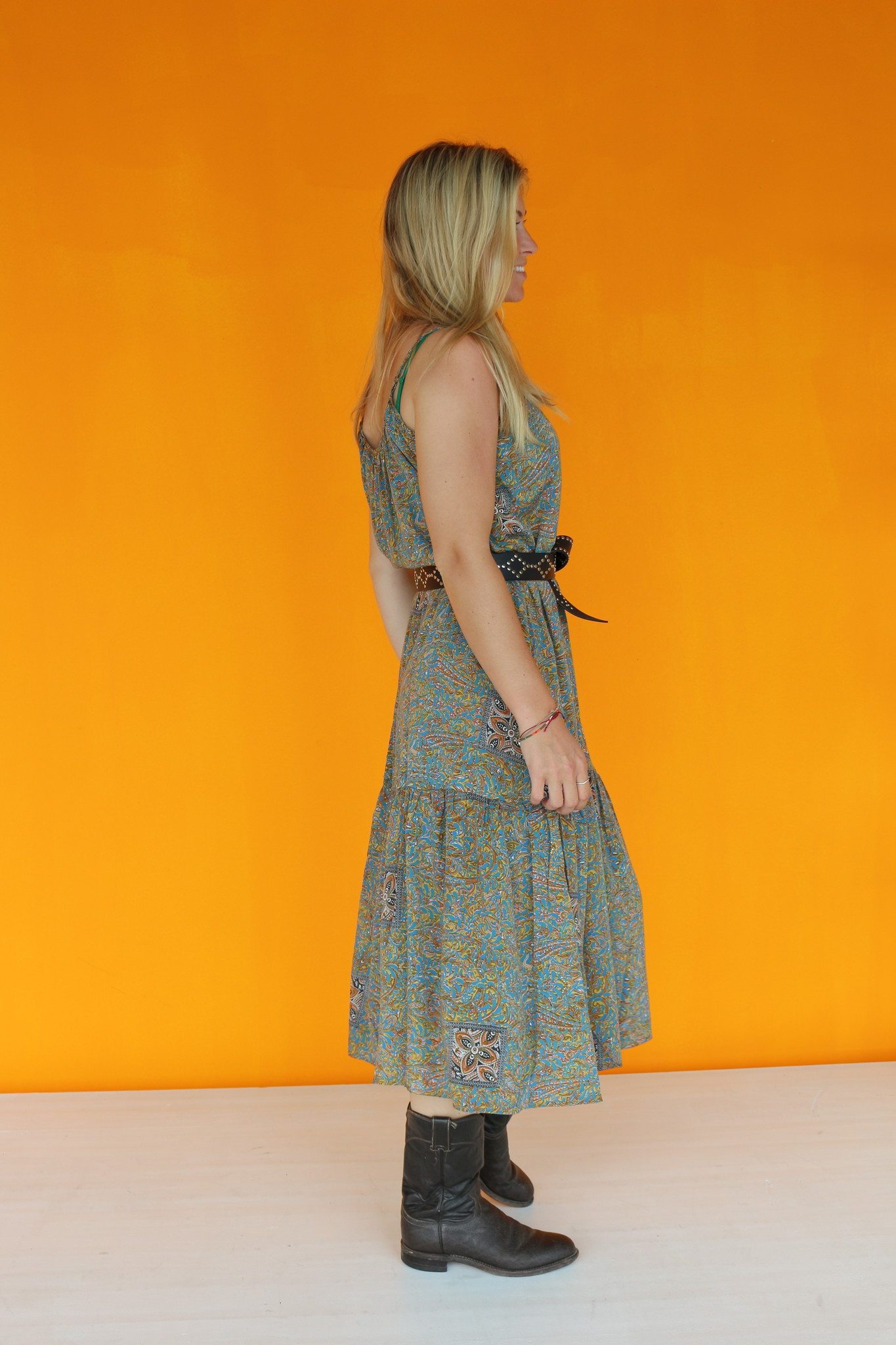 SISSEL EDELBO AFFECTION STRAP DRESS FROM SISSEL EDELBO NO.3