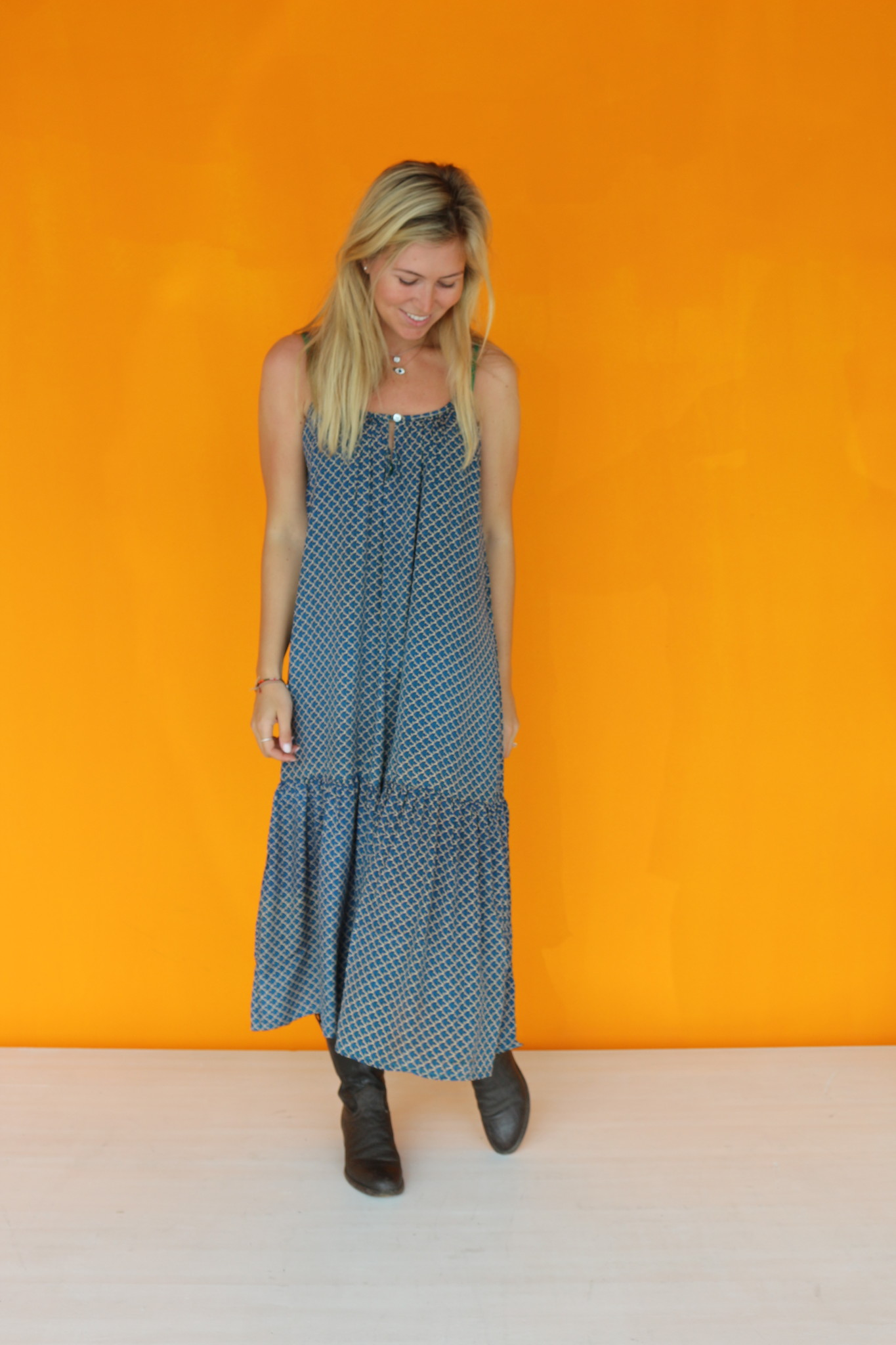 SISSEL EDELBO AFFECTION STRAP DRESS VAN SISSEL EDELBO NO.4