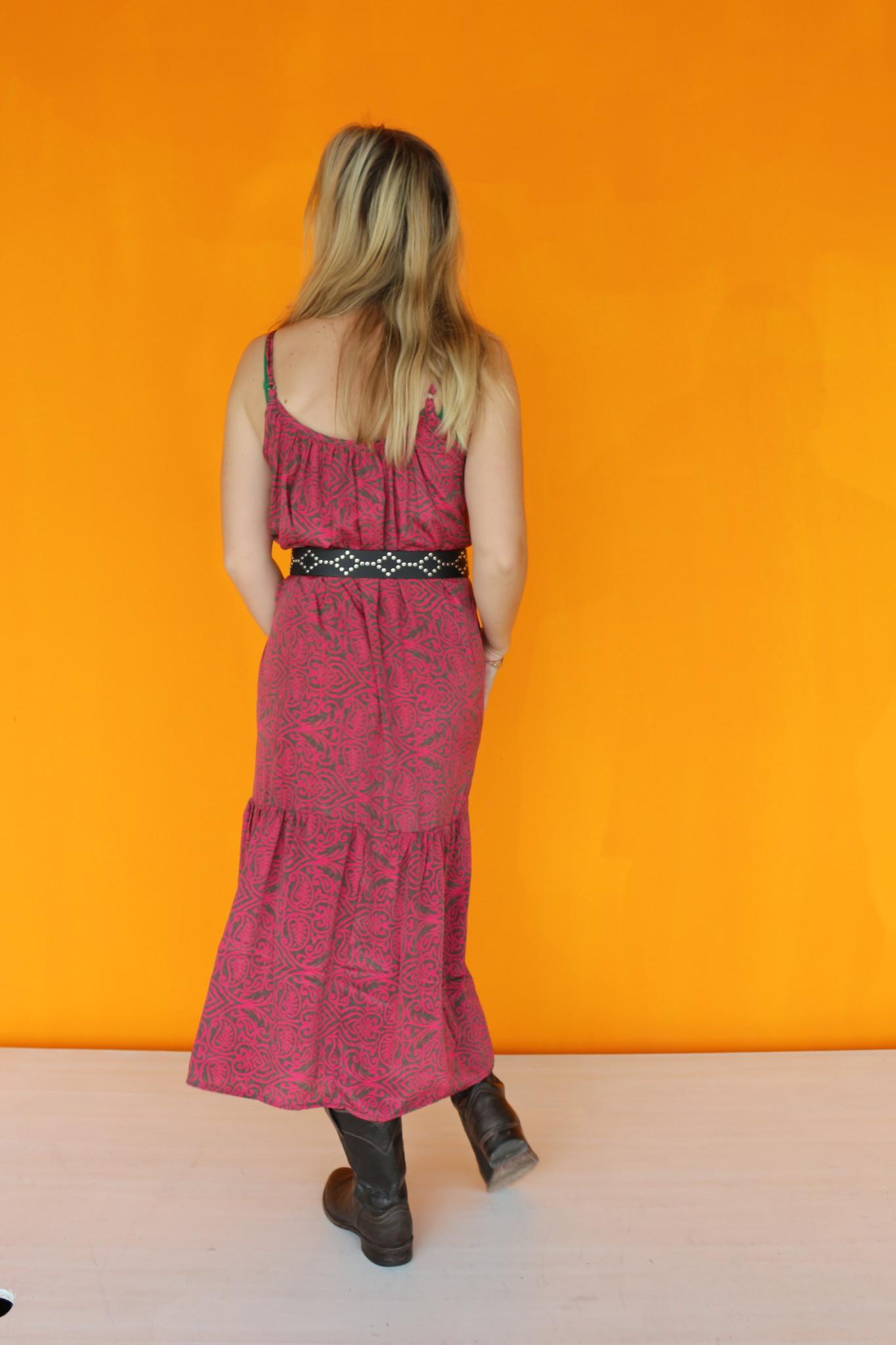SISSEL EDELBO AFFECTION STRAP DRESS VAN SISSEL EDELBO NO.6