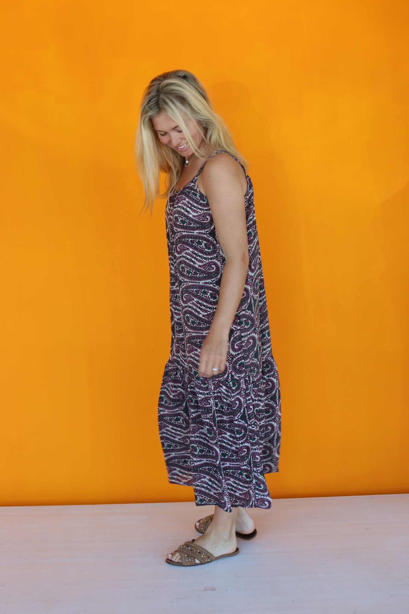 SISSEL EDELBO AFFECTION STRAP DRESS VAN SISSEL EDELBO NO.12