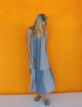 SISSEL EDELBO AFFECTION STRAP DRESS VAN SISSEL EDELBO NO.14