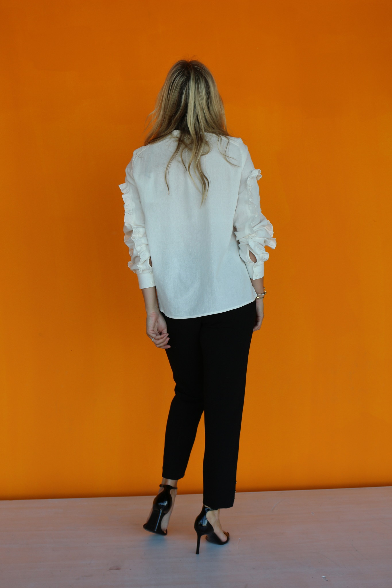 BA&SH BLOUSE VAN BA&SH