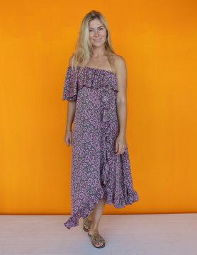 SISSEL EDELBO LUANNA OFF-SHOULDER DRESS FROM SISSEL EDELBO - NO.4