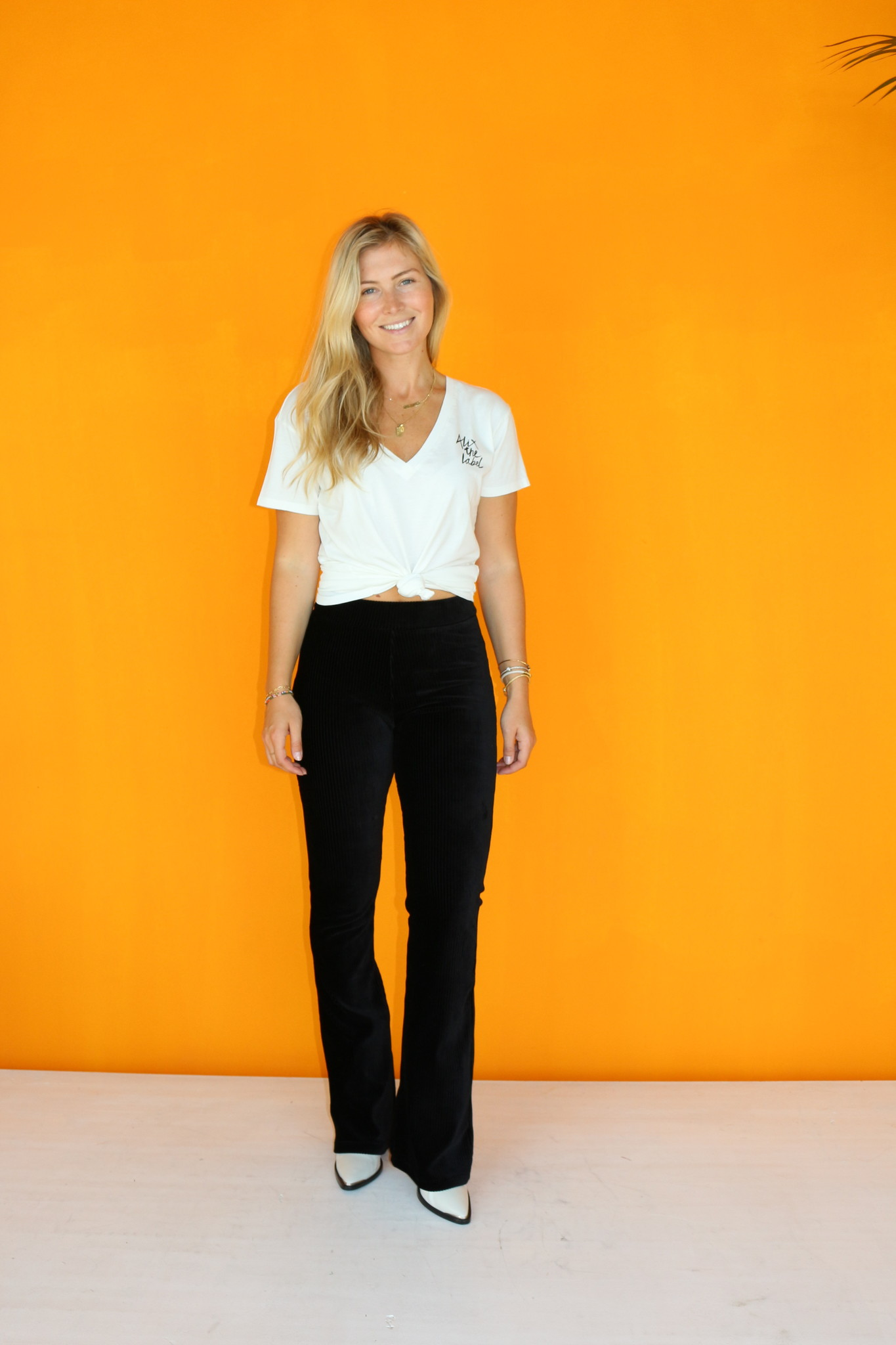 ALIX THE LABEL SHIRT FROM ALIX THE LABEL
