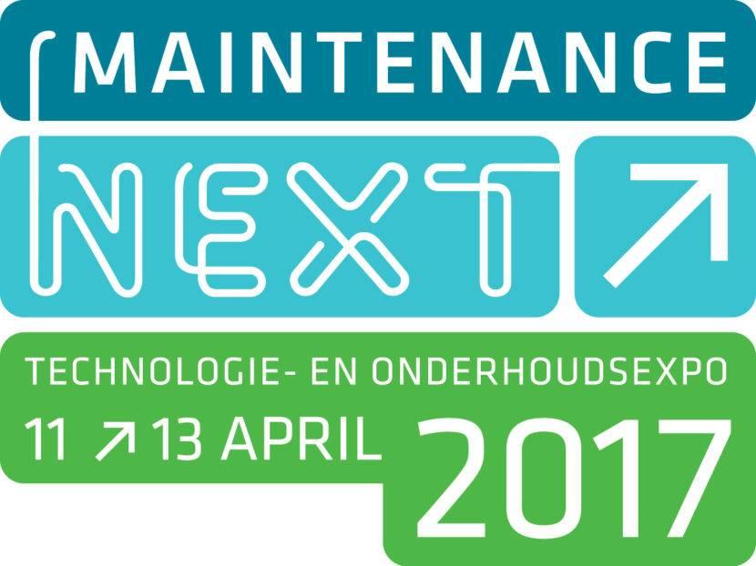 Beursdeelname Maintenance Next 2017 (11 t/m 13 April)