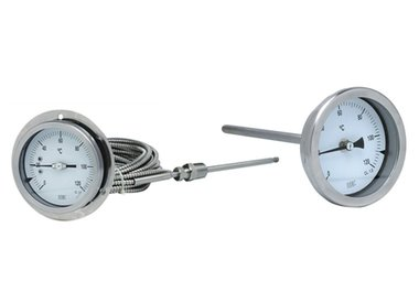 Industriele thermometers