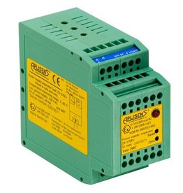 Intrinsically safe network power supply and separator ZS-311