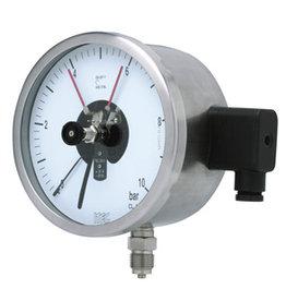 Pressure Gauge P502 all SS, hi-version case