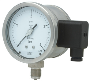 Pressure Gauge P503 transmitter