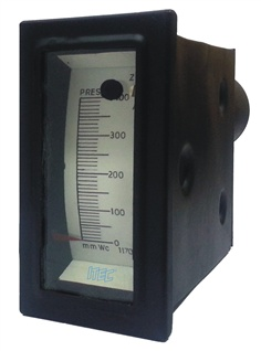 Pressure Gauge P801 SS case test gauge (Acc. ±0.25%)