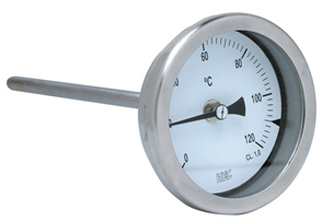 Bimetal Thermometer T501 Series