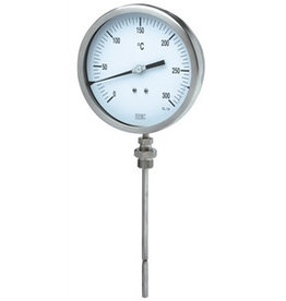 Inert Gas Filled Expansion Temperature Gauge, series T702