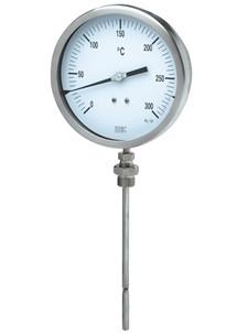 Inert Gas Filled Expansion Temperature Gauge, series T702