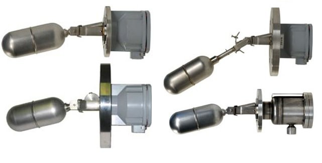 MEC Series Magnetic Level Switches
