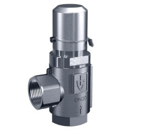 Pressure Safety Valve 418 Series