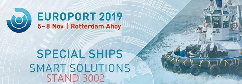 Europort 5-8/11/2019