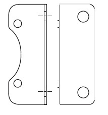 Mounting Bracket for 300 &400 Series