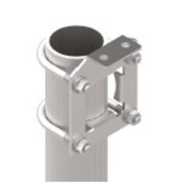 "Valve/Manifold bracket for 2"" pipe SMD.05"