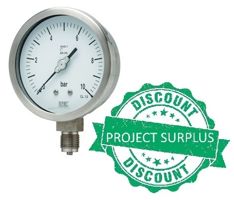 Pressure Gauge P101 Series, DN150 Case
