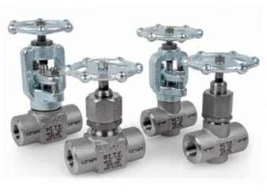 Ball  &  globe valves