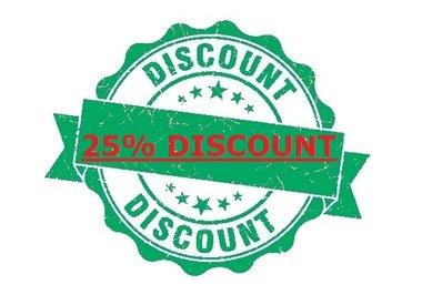 Solenoid 25% Discount