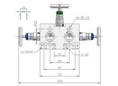 3-way manifolds
