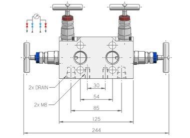 4-weg Manifolds