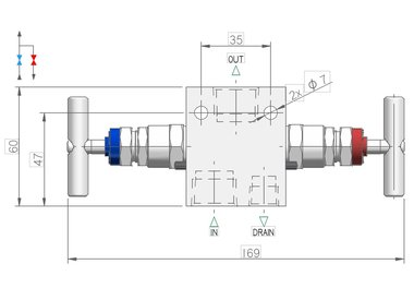 2-weg manifolds