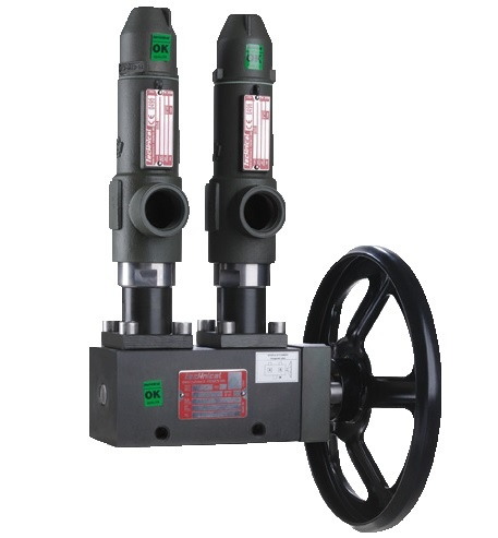 Changeover Valves CV 1500 Series