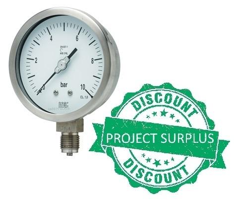 Pressure Gauge P101 Series