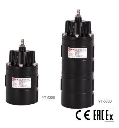 Snap Acting Relays YT530 Series