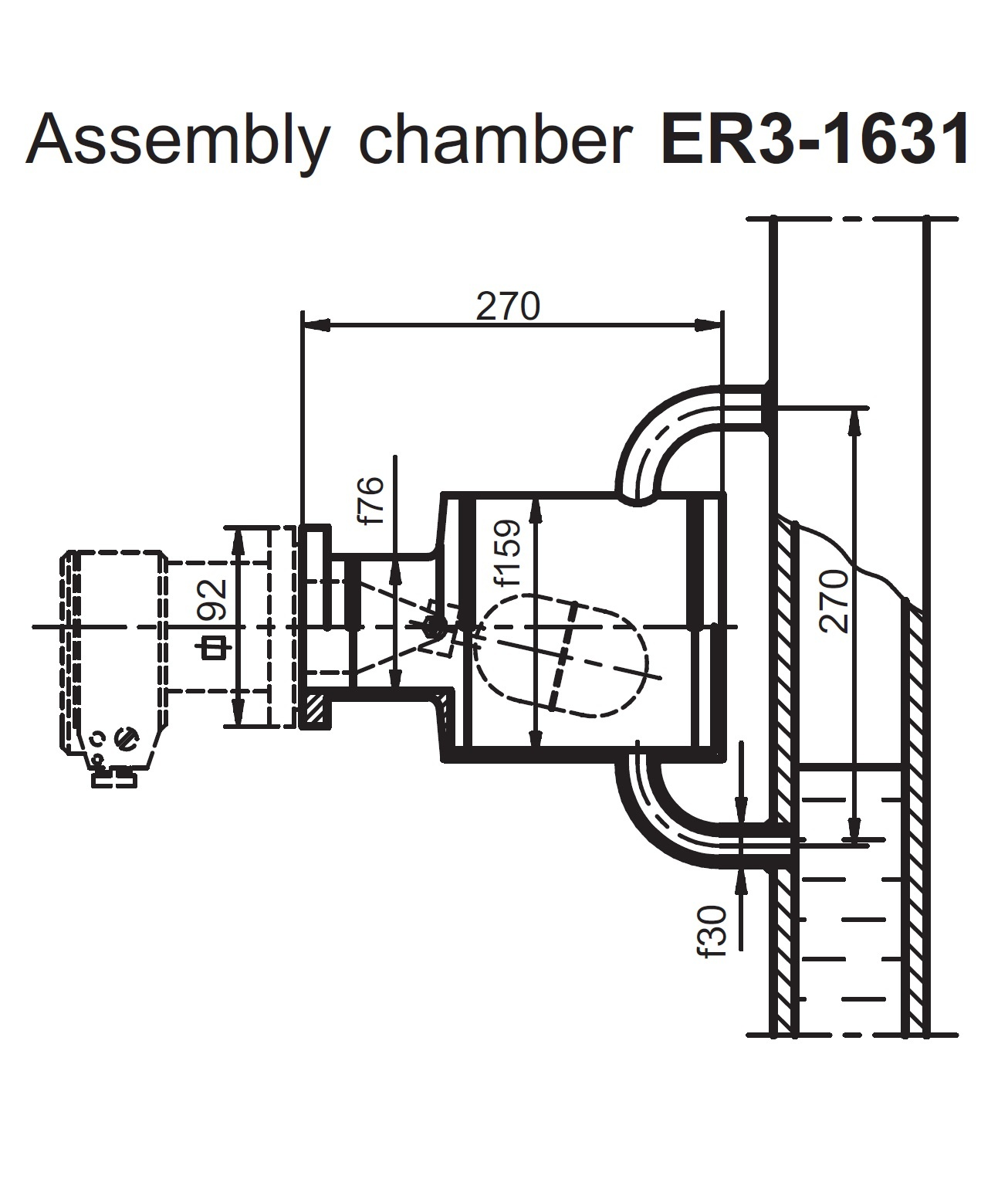 Assembly Chamber for ERH series
