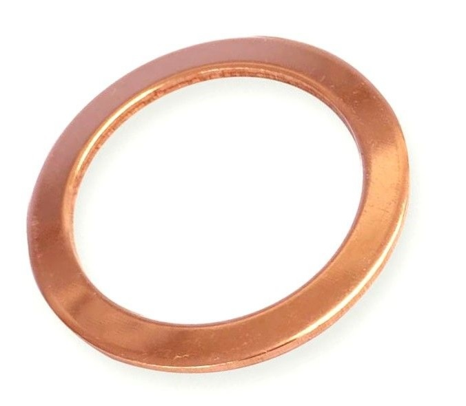 Copper Ring for Banjo Bolt