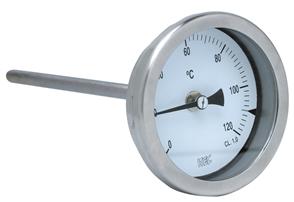 Bimetal Thermometer T501 Series