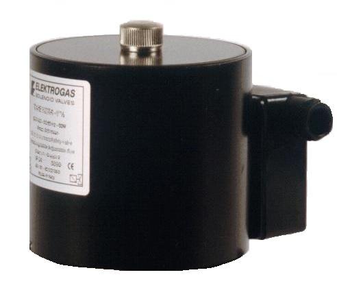 Coil VMR.2 & 3 Coil 230VAC, 200MBAR