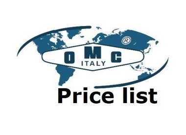 OMC Price list