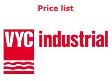 VYC Industrial Pricelist