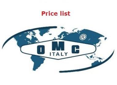OMC Prijslijst