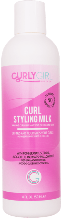 Curl Styling Milk