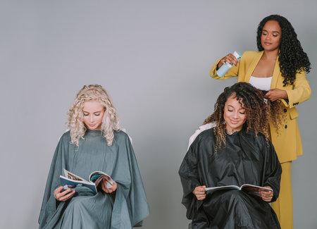 Curly Hair Spa
