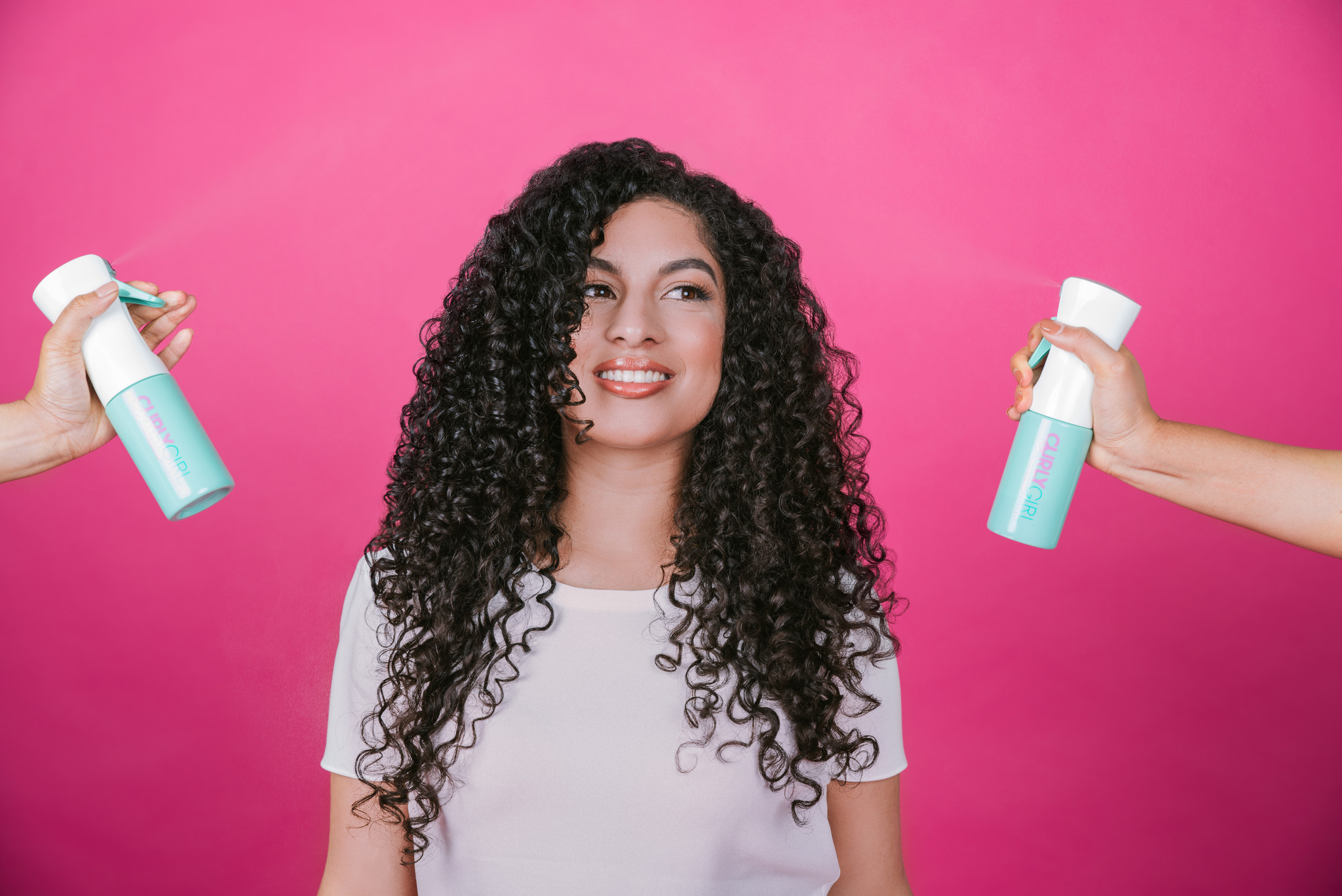 Blog How To Refresh Your Curls Curlygirlmovement