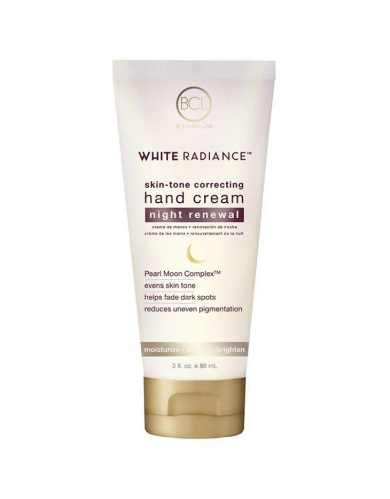 BCL Spa BCL White Radiance Hand Crème 89 ml.