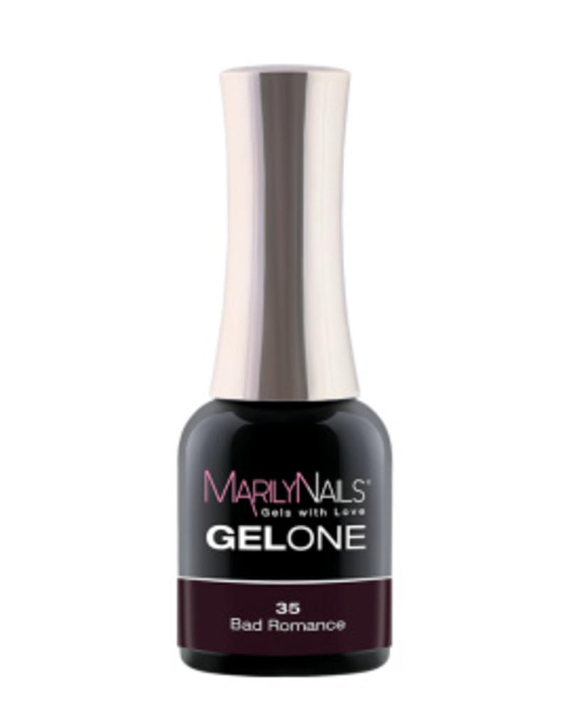MarilyNails MN GelOne - Bad Romance #35