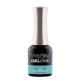 MarilyNails MN GelOne - Blue Bubblegum #22