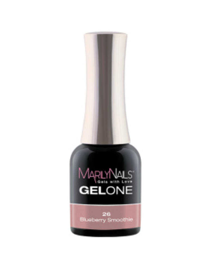 MarilyNails MN GelOne - Blueberry Smoothie #26