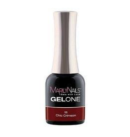MarilyNails MN GelOne - Chic Crimson #11