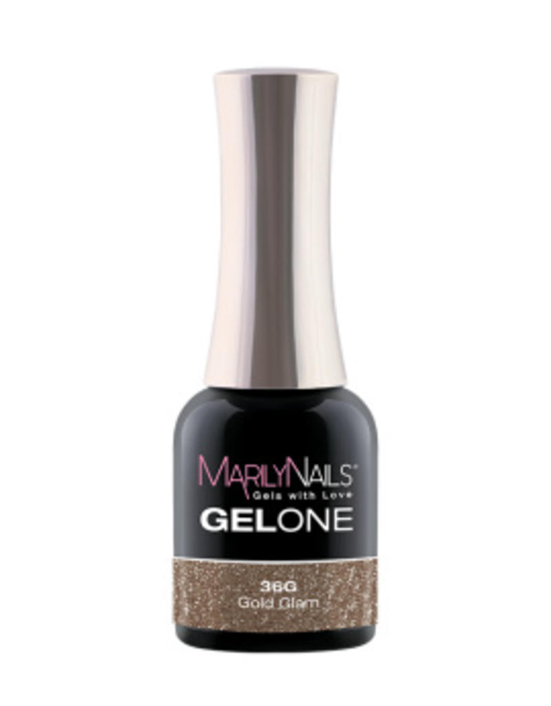 MarilyNails MN GelOne - Gold Glam #36G
