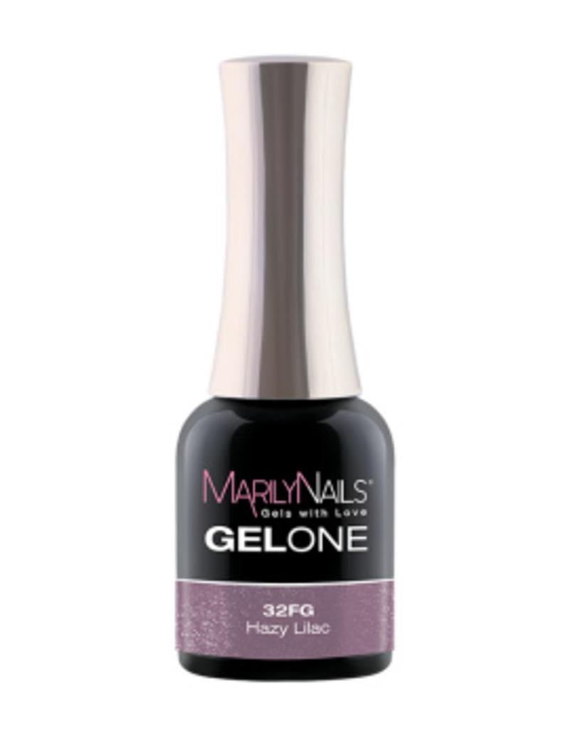 MarilyNails MN GelOne - Hazy Lilac #32FG